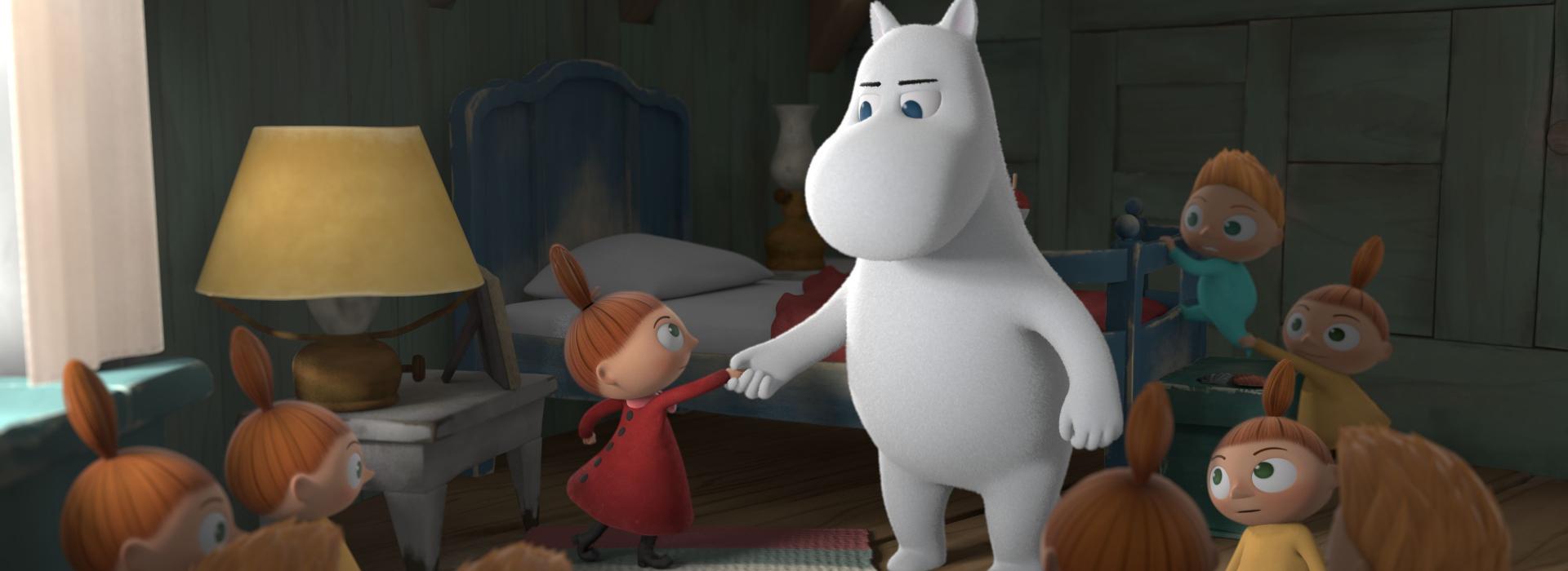 Moominvalley – PGS Entertainment